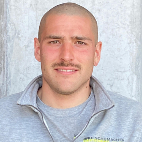 Mathieu Marty - Teamfoto Andi Schumacher Gartenbau